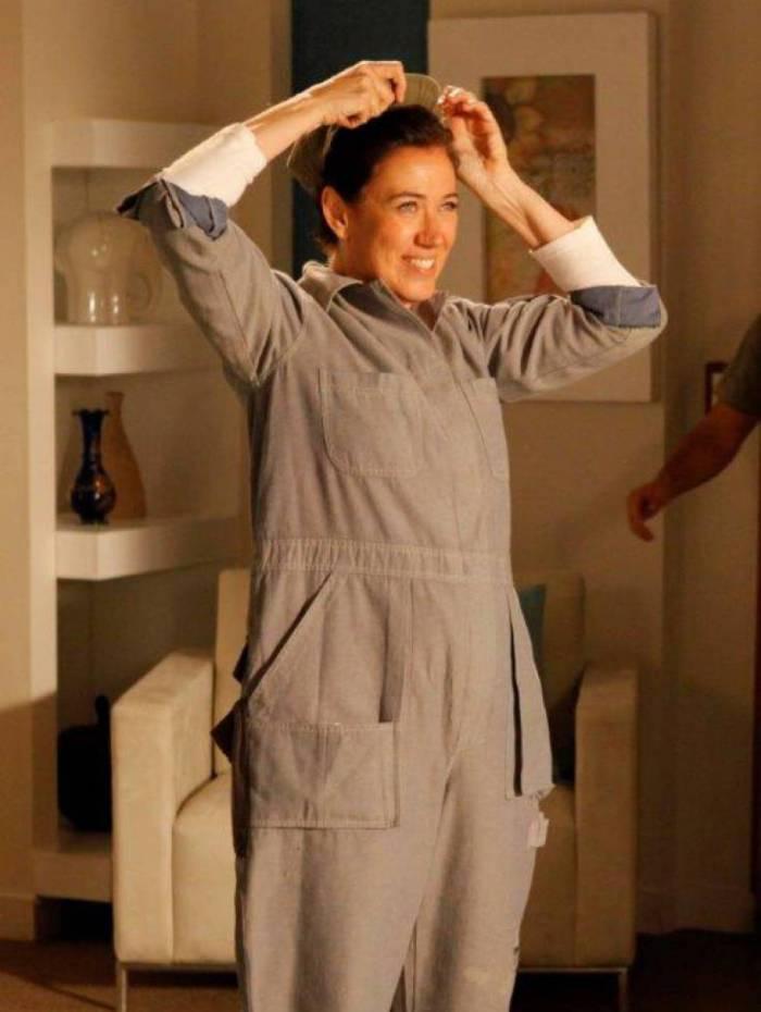 Lília Cabral  como a protagonista Griselda