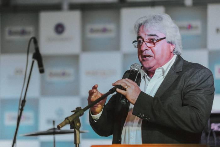 Joílson Barcelos Filho, presidente da ADERJ