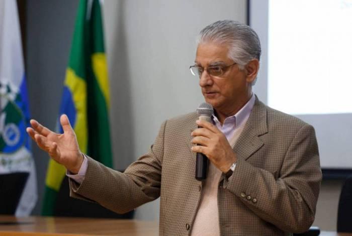 Luiz Césio Caetano Alves, presidente da entidade