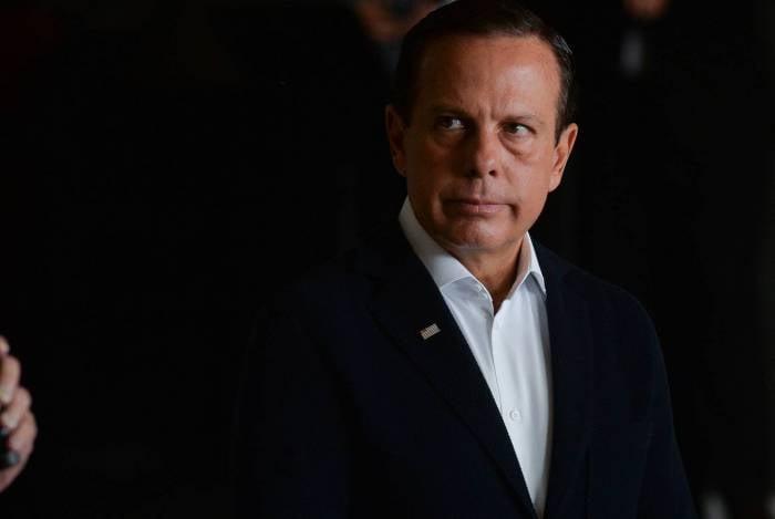 Governador de São Paulo, João Doria (PSDB)