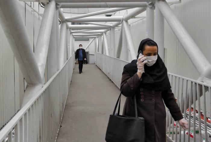 Mortes por coronavírus seguem aumentando no Irã