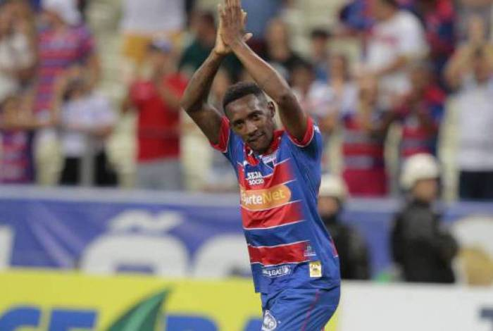 Yuri César festeja rápida adaptação ao Fortaleza