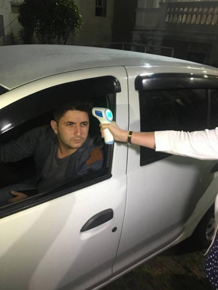 Agentes vão, entre outras medidas, verificar a temperatura de motoristas e ocupantes dos veículos