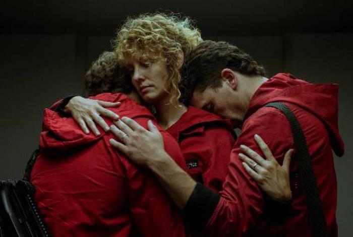 Quarta parte de 'La Casa de Papel' chega a Netflix no dia 3 de abril