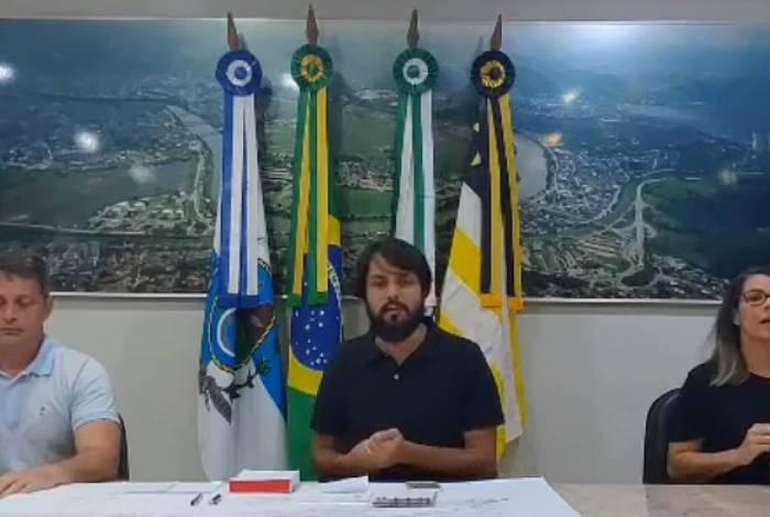 Boletim sobre coronavírus em Volta Redonda