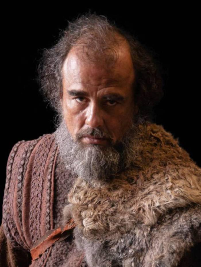 Marcelo Galdino será Cuxe em 'Gênesis'