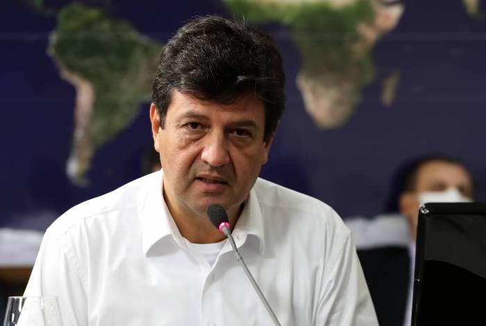Ministro da Saúde, Mandetta defendeu o isolamento social
