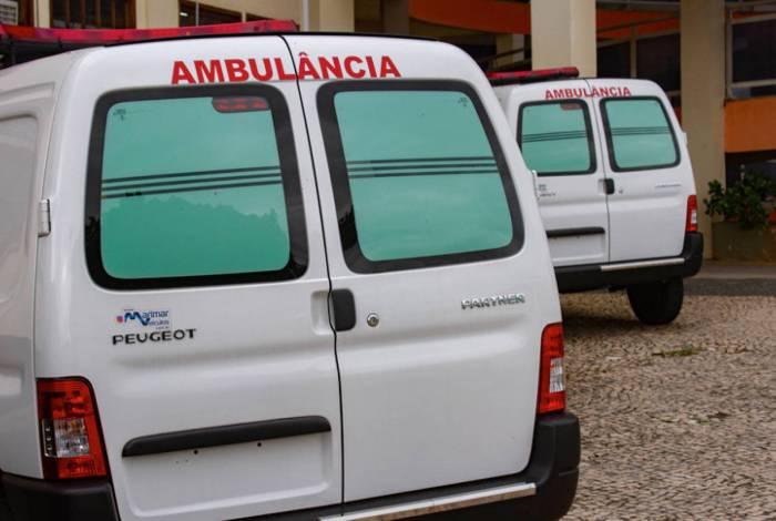 As quatro ambulâncias de pequeno porte, irão auxiliar nos atendimentos da Secretaria de Saúde durante esse período da pandemia