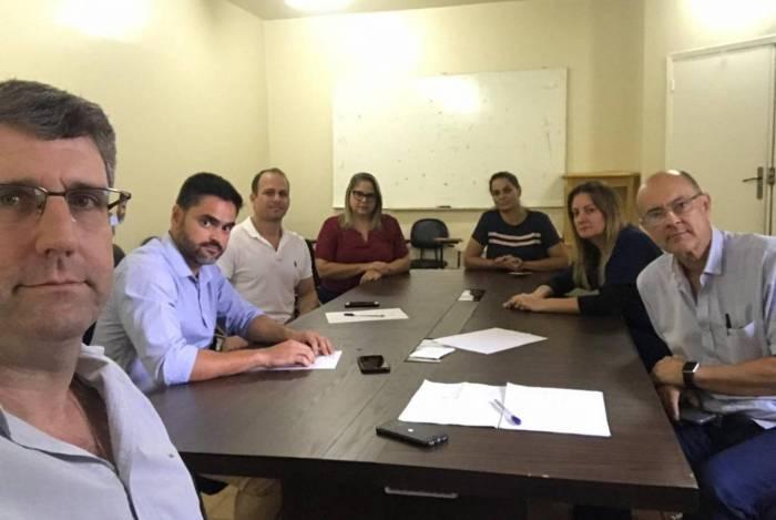 Os sete médicos que vão administrar o novo Centro de Combate ao Coronavírus, em Campos