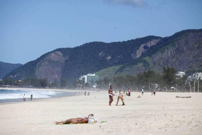 Barra da Tijuca, Zona Oeste do Rio, é o bairro com mais casos do novo coronavírus