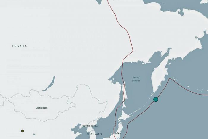 Terremoto causa temor com risco de tsunami nas Ilhas Kuril, na Rússia
