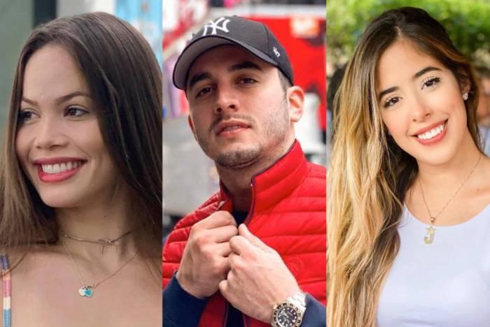 Ex e atual do cantor Jonas Esticado trocam farpas na internet