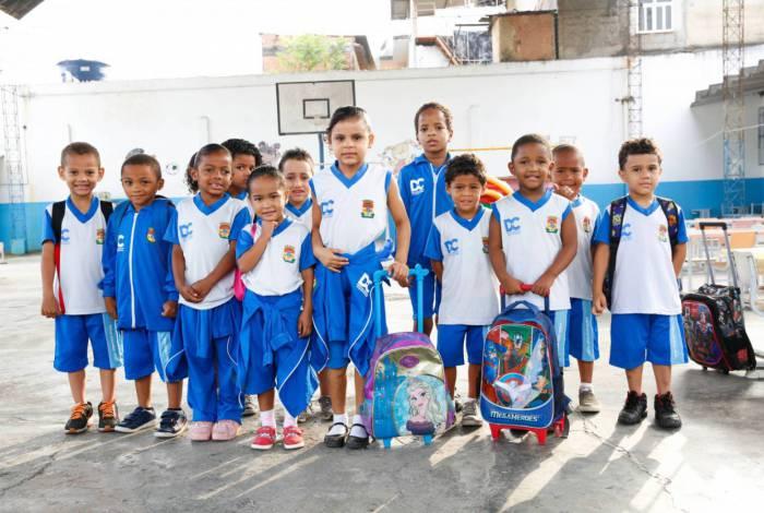 Duque de Caxias vai conceder benefício financeiro para alunos da rede municipal