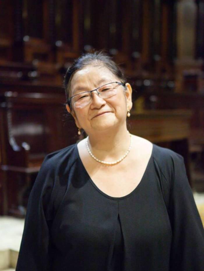 Maestrina Naomi Munakata