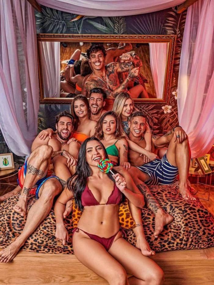 'Soltos em Floripa': programa combina sexo explícito e tretas em mansão