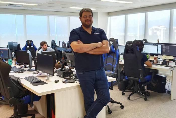 Thiago Diniz, um dos fundadores e diretor de operações da Nuuvem
