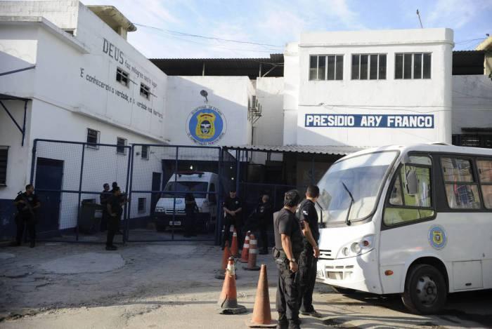 Presídio Ary Franco, Água Santa, Zona Norte do Rio