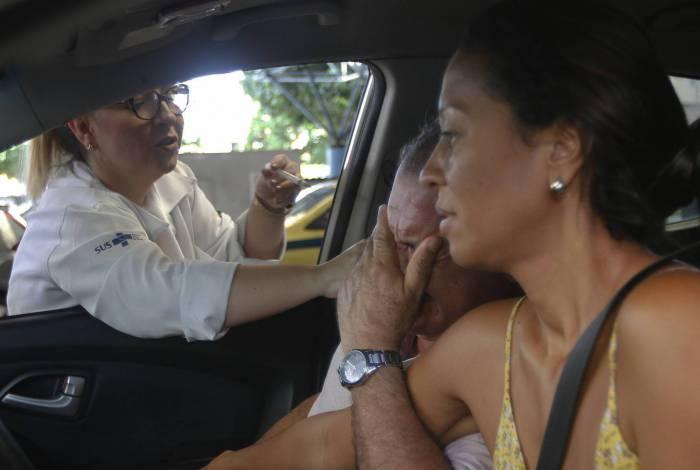 Campanha de vacinação estava interrompida na capital desde a última quinta