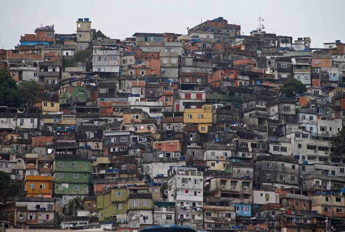 Favela da Rocinha tem os primeiros quatro casos confirmados de coronavírus