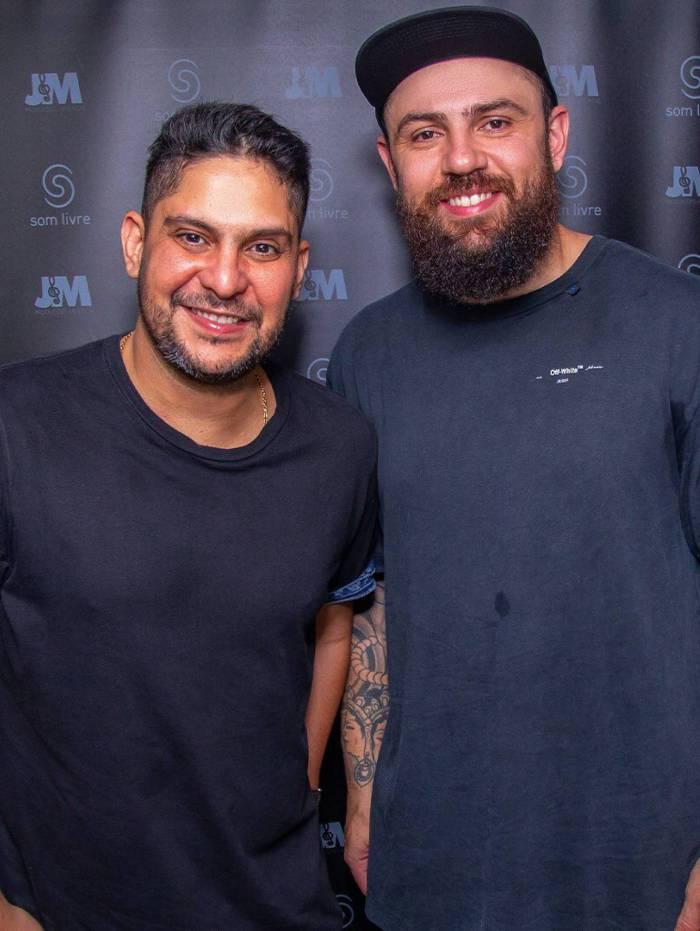 Jorge e Mateus preparam live para os fãs durante isolamento social