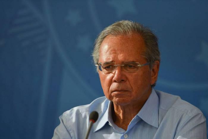 Proposta defendida pelas carreiras de Estado é que avaliação alcance toda a administração, incluindo ministros de Estado, como o titular da pasta da Economia, Paulo Guedes - Marcello Casal Jr/ Agência Brasil