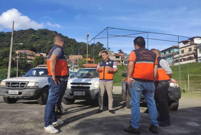 A operação vem sendo realizada diariamente em diversos bairros da cidade desde o dia 13 de março