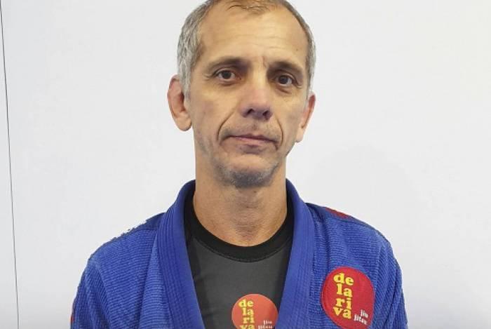 Ricardo De La Riva é um dos importantes nomes da história do Jiu-Jitsu brasileiro