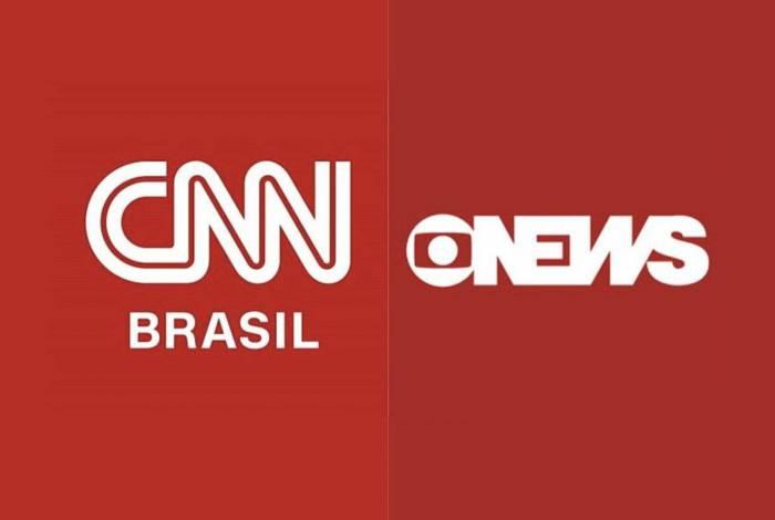 CNN Brasil e GloboNews