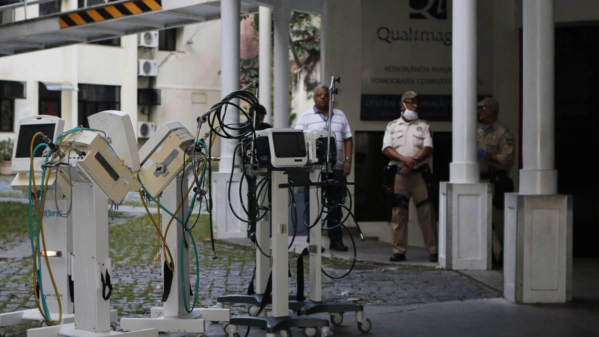 Prefeitura do Rio fez, na última quinta-feira, a primeira ação para requisição administrativa de equipamentos hospitalares para o enfrentamento da epidemia do coronavírus
