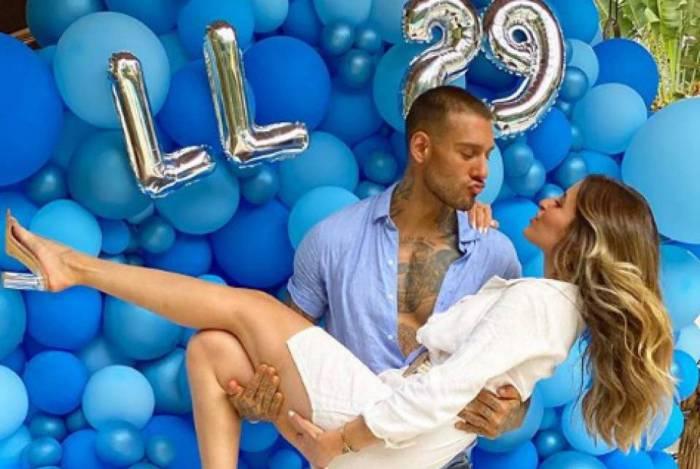 Lucas Lucco e Lorena