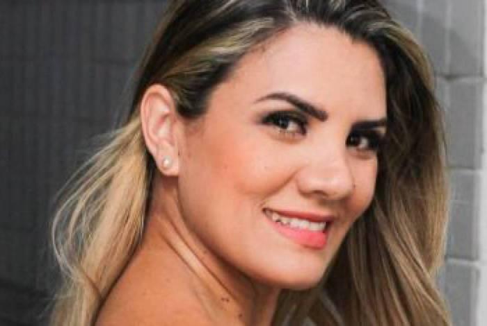 Fisioterapeuta Viviane Albuquerque estava internada desde o início da semana