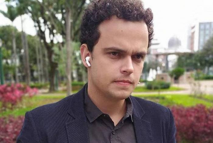 Pedro Rocha, filho de Fernando Rocha, foi diagnosticado com o novo coronavírus
