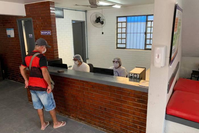 Centro de Triagem ao Coronavírus de São Gonçalo