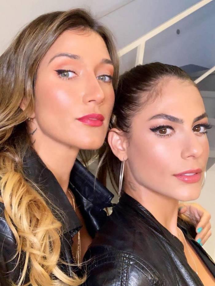 Gabriela Pugliese e Mari Gonzalez