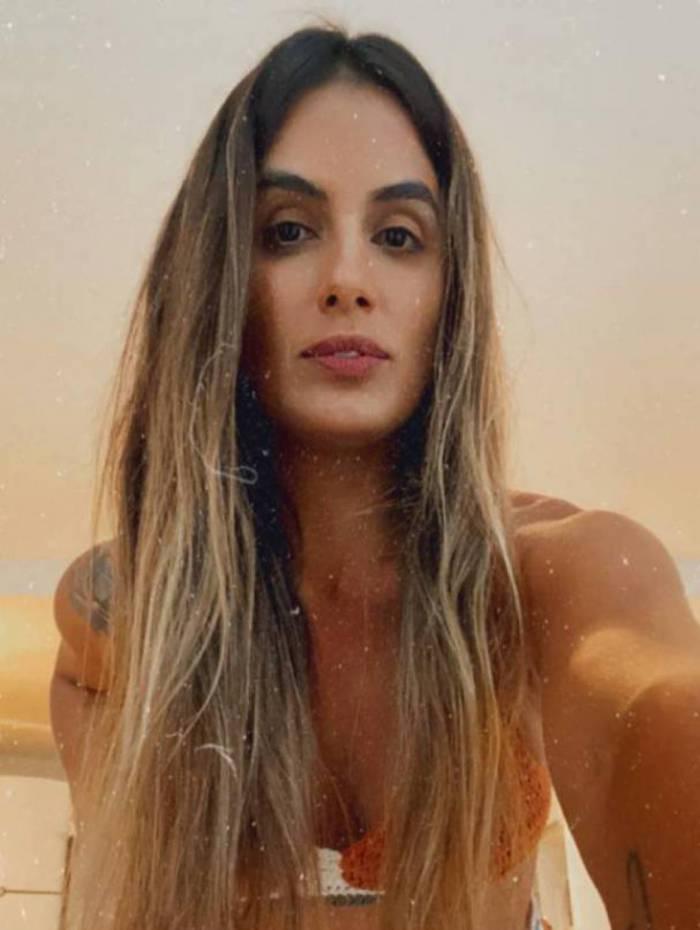 Ex-BBB Carol Peixinho