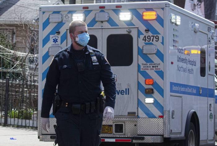 Casos de coronavírus crescem nos EUA