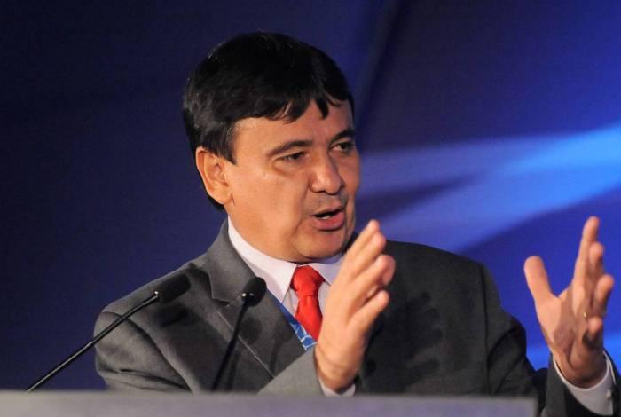 Wellington Dias - governador do Piauí