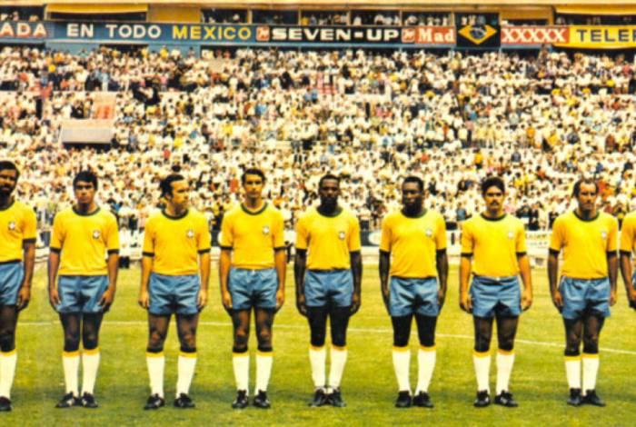 Seleção Brasileira na Copa de 1970