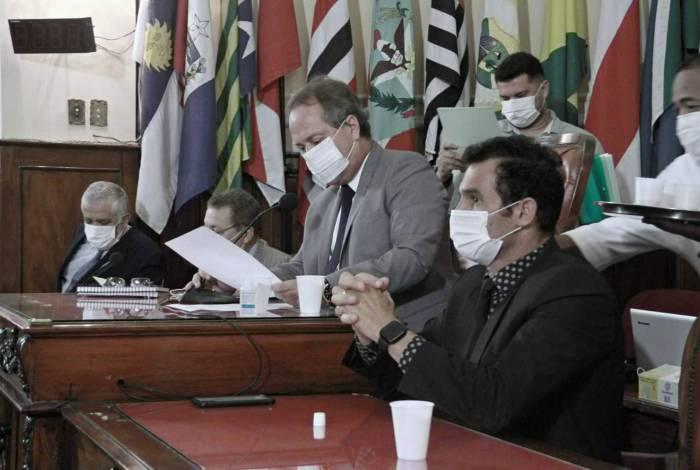 Detalhes da votação e das leis estão em camaraniteroi.rj.gov.br, link 'legislativo'