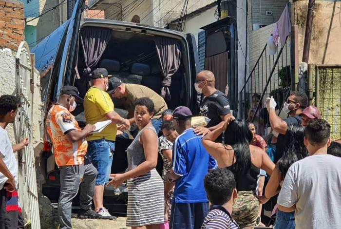 Kondzilla Records doa uma tonelada de alimentos para comunidades de São Paulo