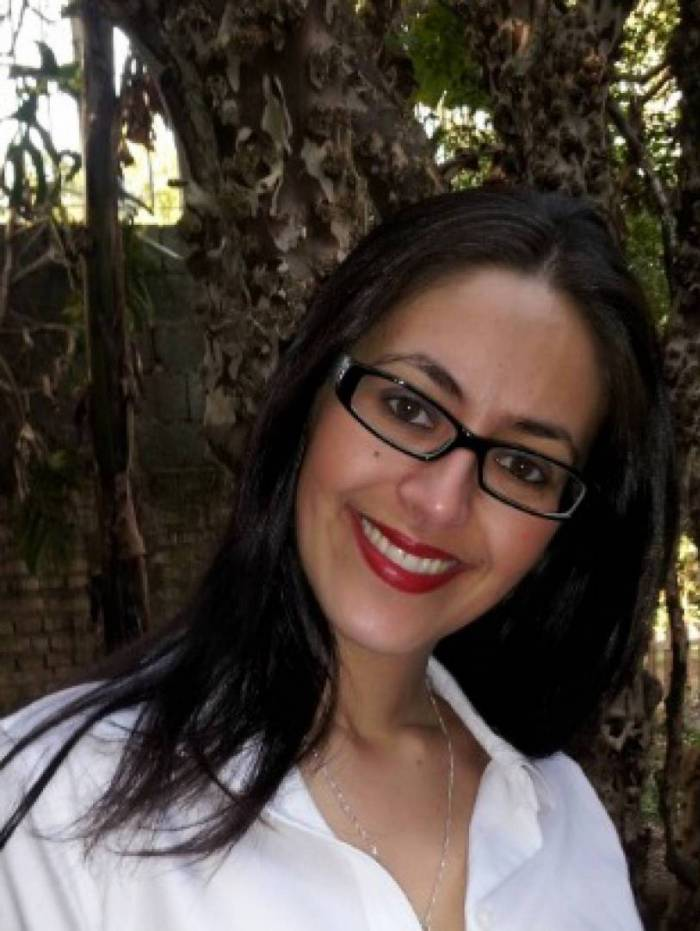 Karina Religere, terapeuta floral