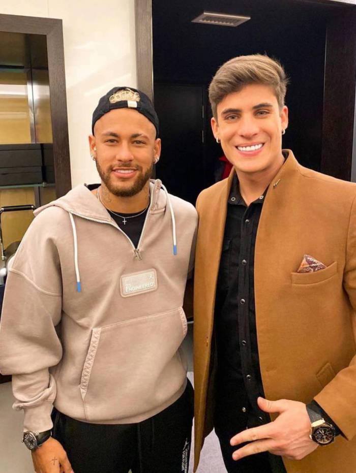 Tiago Ramos, namorado de Nadine