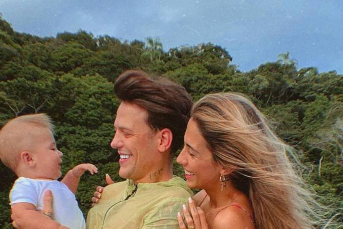Saulo Poncio e Gabi Brandt