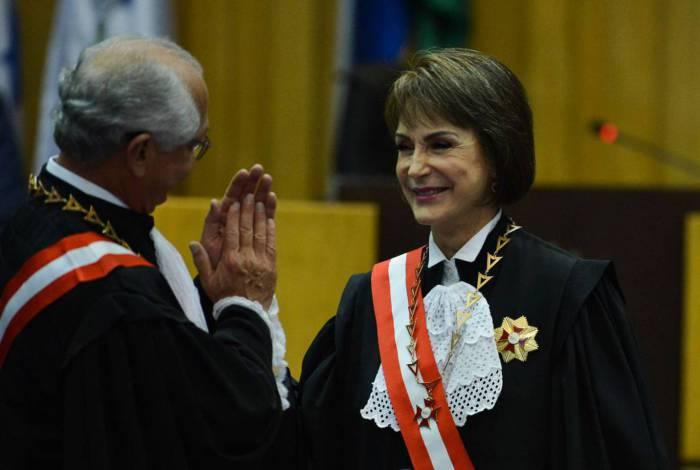 Maria Cristina Peduzzi, presidente do Tribunal Superior do Trabalho