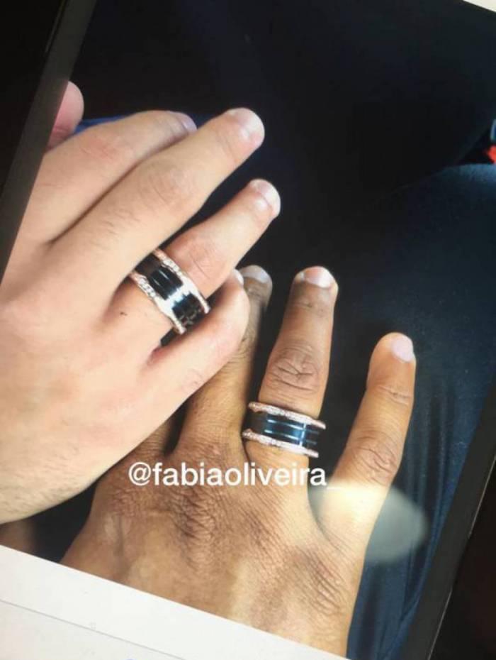 Tiago Ramos foi casado com o empresário Eduardo Pereira