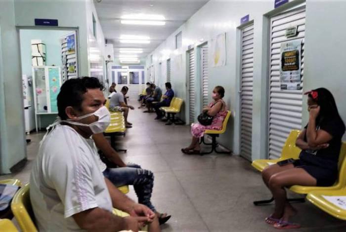 Hospitais do Amazonas estão muito perto de atingir a capacidade máxima de ocupação
