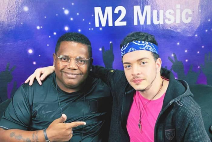 MC Marcinho e Bruno De Simone