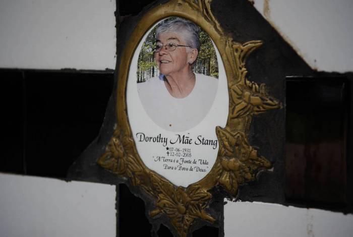 Missionária Dorothy Stang foi assassinada com seis tiros, em uma estrada rural de Anapu, em 2005