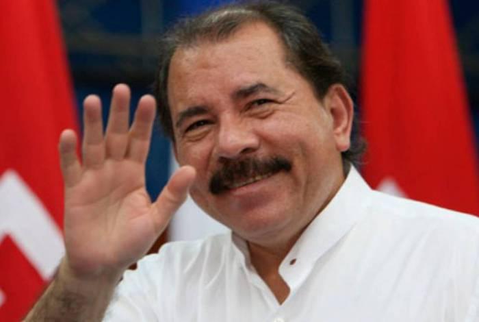 Presidente da Nicarágua, Daniel Ortega