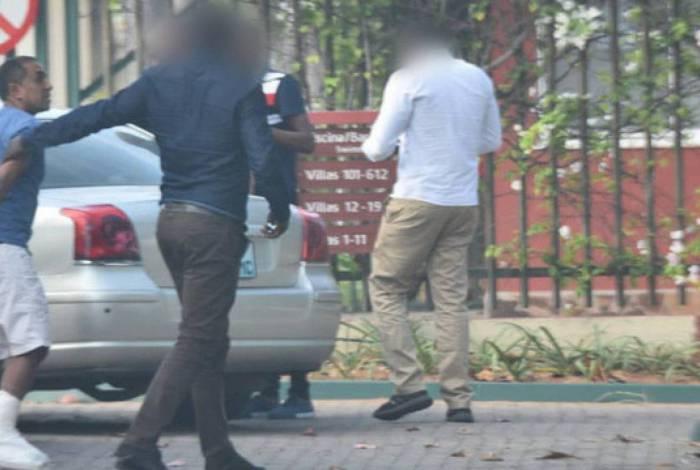 Fuminho foi preso em um hotel de luxo em Maputo, Moçambique